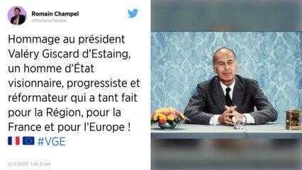 """L'ancien président Valéry Giscard d'Estaing est mort """"des suites du Covid"""""""