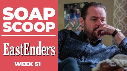 EastEnders Soap Scoop! Mick pushes Linda further away