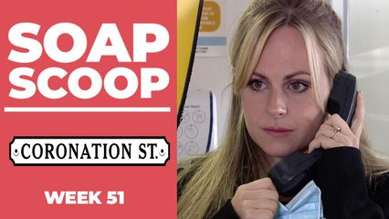 Coronation Street Soap Scoop! Sarah reports Gary