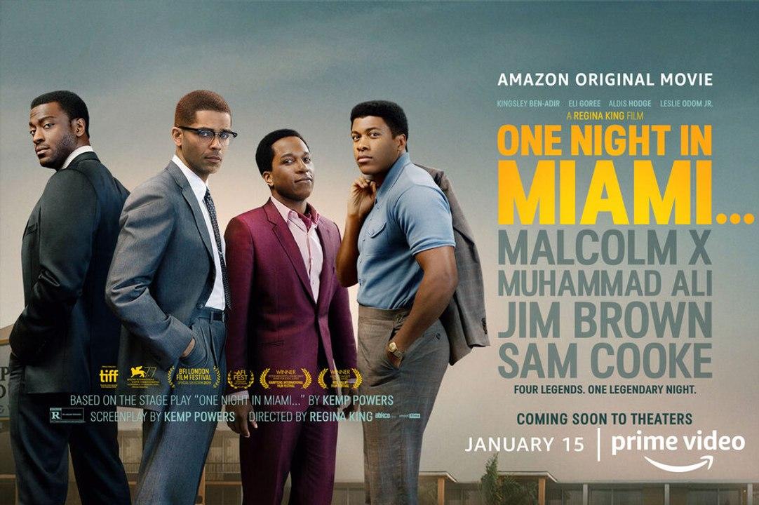 One Night In Miami... Trailer #1 (2020) Kingsley Ben-Adir, Eli Goree Drama  Movie HD - video Dailymotion