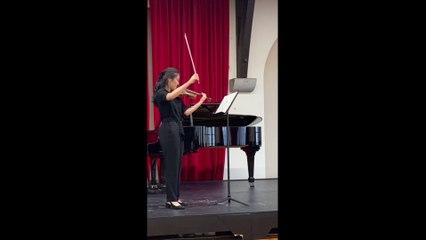 "Beethoven, ""Sonata for Piano and Violin"", op.24 #naomiabia"