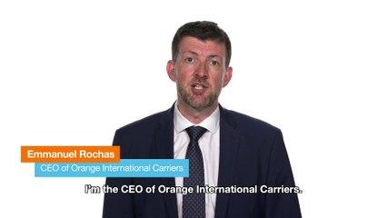 Voice Services - Orange International Carriers