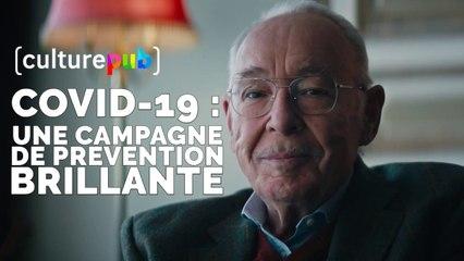 COVID-19 : la campagne brillante venue d'Allemagne - Actu Culture Pub