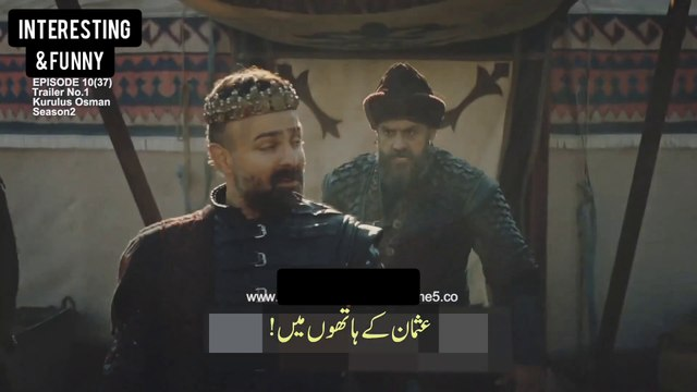 Kurulus Osman season 2 kurulus Osman season 2 Episode 37 with urdu subtitles