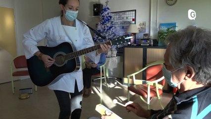 Reportage - La musicothérapie : source de bien être - Reportage - TéléGrenoble