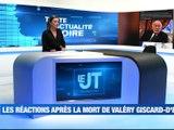 A la Une : Les réactions après la mort de VGE / Les modalités de la campagne de dépistages / La Loire Terre de Jeux 2024