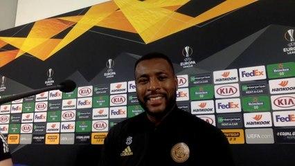 Leicester captain Wes Morgan on Fofana, Ricardo & City's young foxes