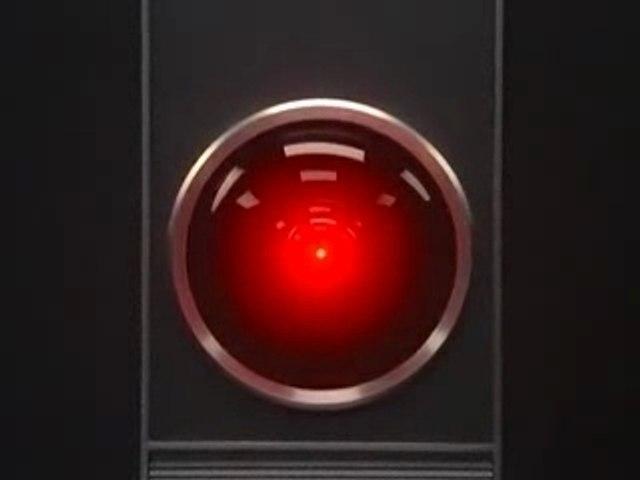 Hal 9000 Apple Ad