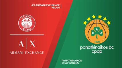 EuroLeague 2020-21 Highlights Regular Season Round 12 video: Milan 77-80 Panathinaikos