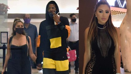 Larsa Pippen Was Spotted With (Married) NBA Player Malik Beasley Whose Wife Has Now Filed for Divorce