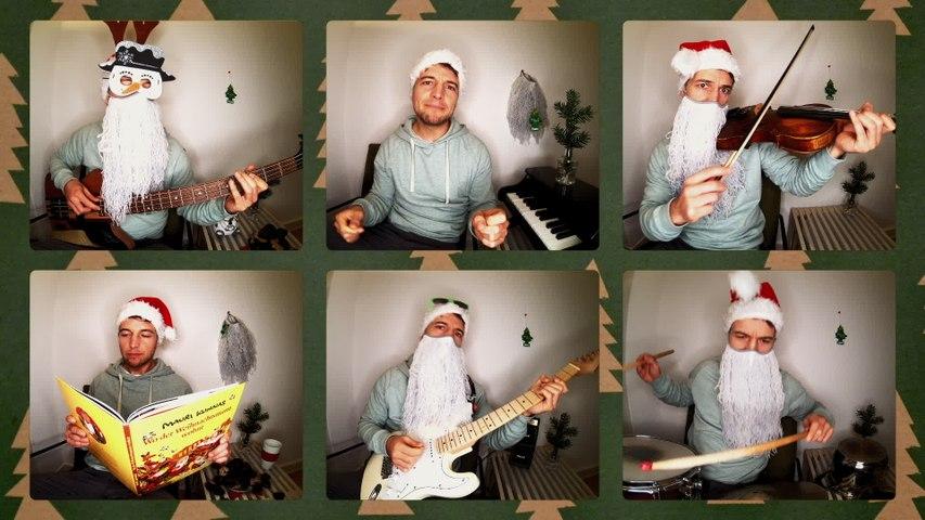 Simon sagt - Weihnachten mit Masken