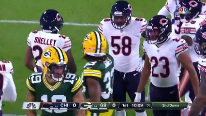 NFL 2020 Chicago Bears vs Green Bay Packers Full Game Week 12