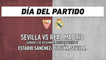 Sevilla vs Real Madrid: La Liga