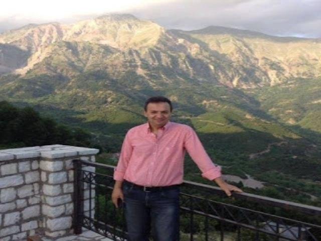 04-12-2020 ΑΛ. ΚΑΡΔΑΜΠΙΚΗΣ Δήμαρχος Αγράφων