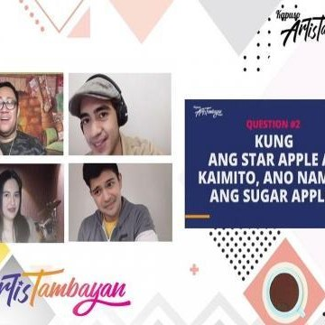 ArtisTambayan: 'The Clash Season 3' Clash Masters, nagtapatan sa 'Pinoy Trivia Quiz!'