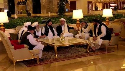 Afghan government, Taliban reach breakthrough deal