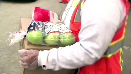 Food bank use is soaring this Thanksgiving