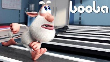 Booba - Fitness club - Cartoon for kids