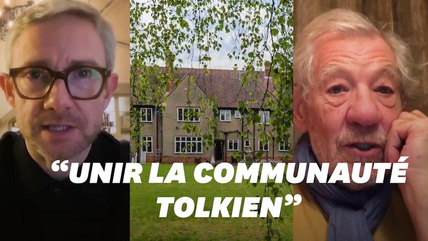 Gandalf et Bilbon se mobilisent pour que la maison de Tolkien soit transformée en musée