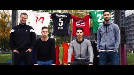 POACHER – Der neue Online Treffpunkt für alle Fußballer!