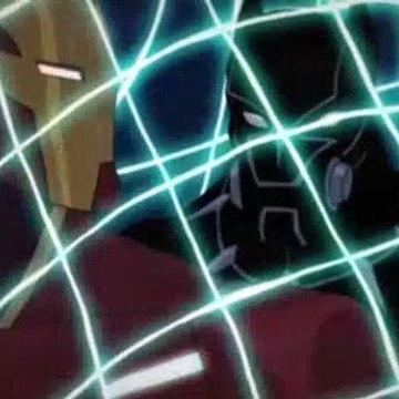 Avengers Assemble Season 5 Episode 1 - Shadow of Atlantis, Part 1 of 2