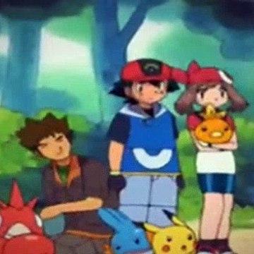 Pokemon Season 7 Episode 42 A Shroomish Skirmish (English)