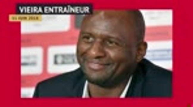 Nice - Vieira, sa chute en 6 dates