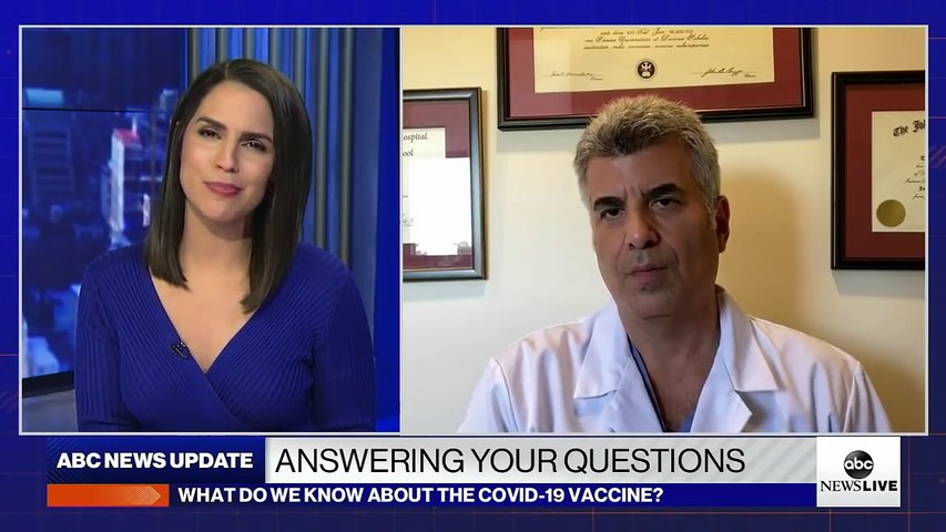 Answering your questions regarding the COVID-19 vaccine