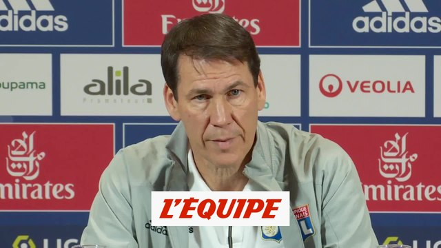 Garcia veut «continuer la série» à Metz - Foot - L1 - OL