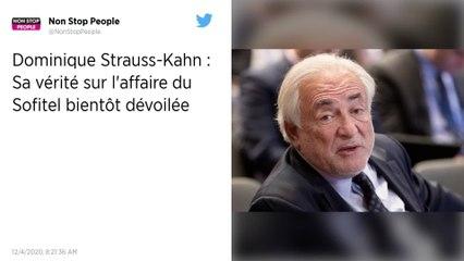 Dominique Strauss-Kahn autorise la production d'un biopic