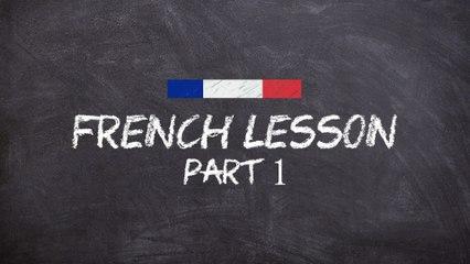 2020/21 French Lesson - Part 1 : les villages du Roannais