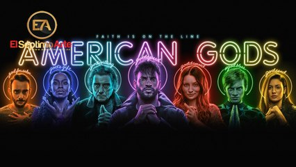 American Gods (Amazon) - Tráiler 3ª temporada (VOSE - HD)