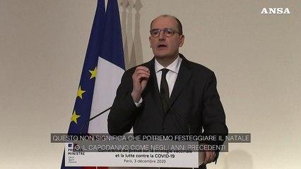 Covid, anche in Francia raccomandazioni per le feste
