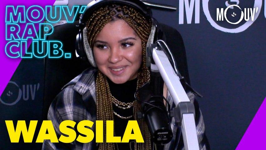 """Wassila : """"Love Story"""", son live avec Dadju, des lives exclusifs, ses débuts..."""