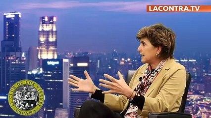 """Entrevista a María San Gil """"Rajoy alejó al PP de su esencia"""""""