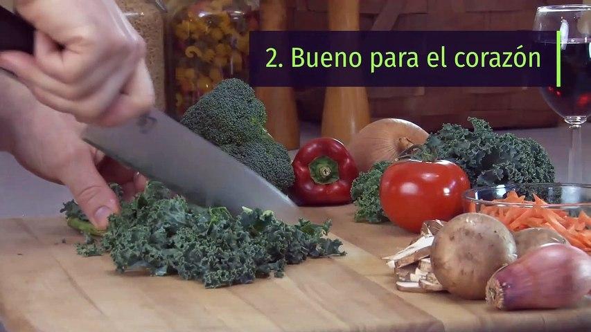 8 propiedades y beneficios del kale