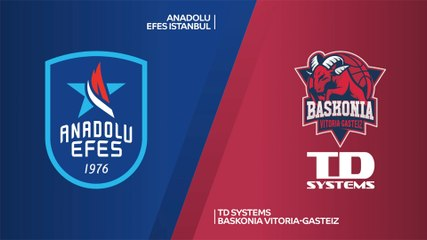 EuroLeague 2020-21 Highlights Regular Season Round 12 video: Efes 59-77 Baskonia