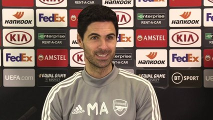"""Need to take that into Sunday"" Mikel Arteta happy with Arsenal win ahead of North London derby"