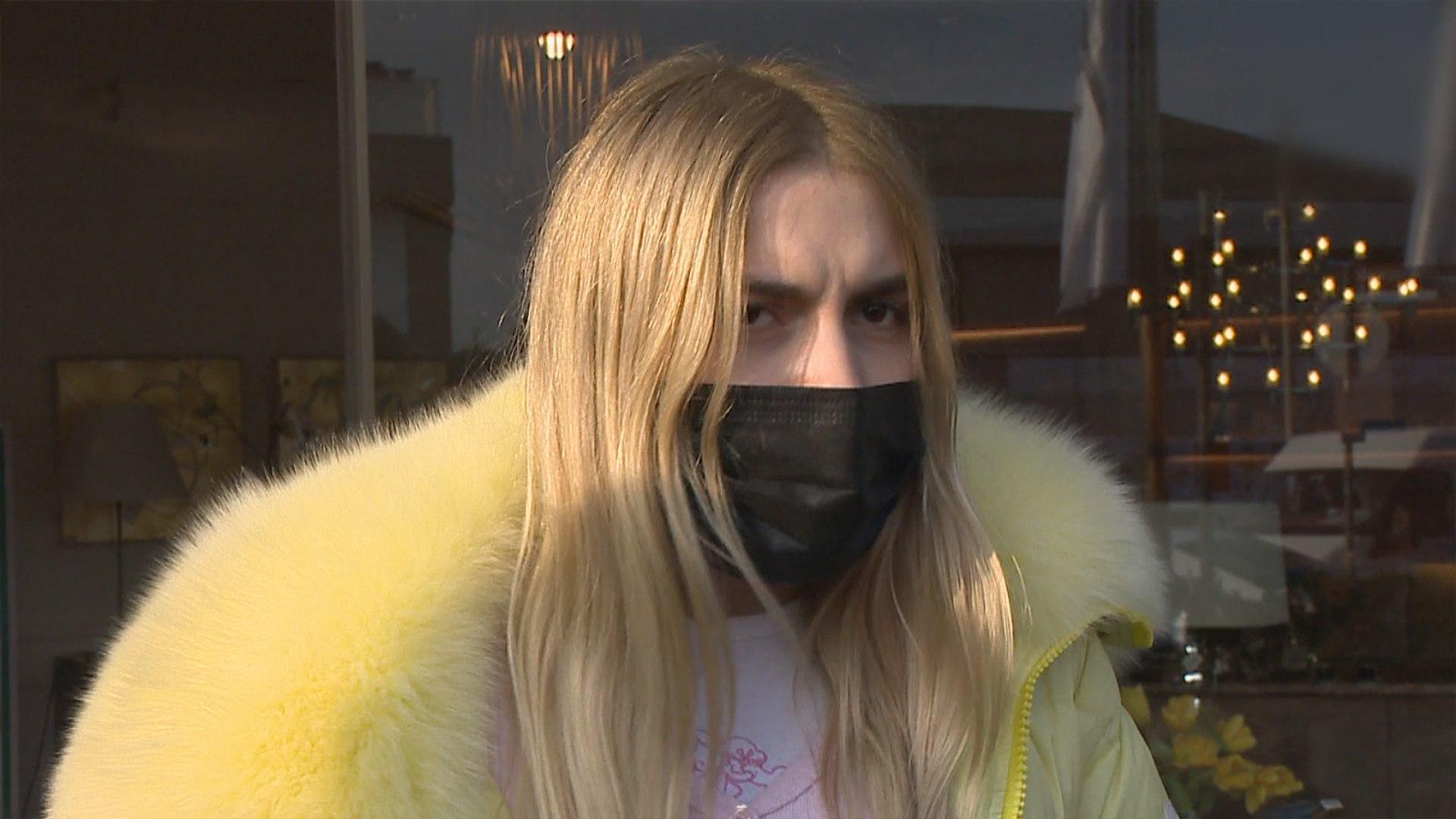 Aleyna Tilki: İnsanları korona değil, ilaç yüklemesi öldürüyor