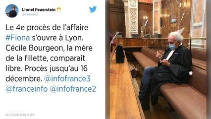 """Assises du Rhône: """"Où est ma fille ?"""", la supplique du père de Fiona"""