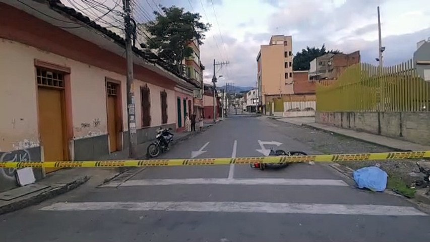 Accidente en San Bosco