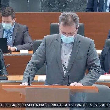 Robert Polnar, poslanec DeSUS o tem kako je referendum orodje dikatotrjev