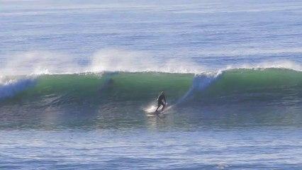 Session Surf Landes Cap de l'Homy 29-11-2020