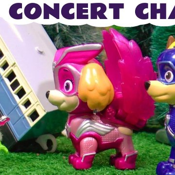 Paw Patrol Concert Chaos Rescue with the Charged Up Mighty Pups and the Funny Funlings plus Marvel Avengers Hulk in this Family Friendly Full Episode English Toy Story For Kids from a Kid Friendly Family Channel