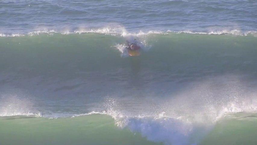 Session Surf Landes Cap de l'Homy 30-11-2020