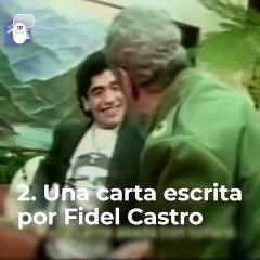 El tesoro escondido de Maradona