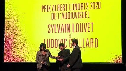 Prix Albert Londres 2020 : les temps forts de la cérémonie de remise des prix