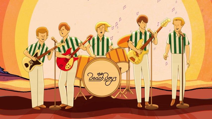 The Beach Boys - Little Saint Nick