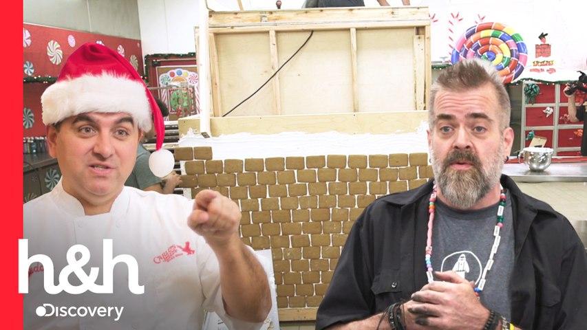 Buddy desafia cenógrafo David Gallo com criação interativa | Desafio de Natal do Buddy | H&H Brasil