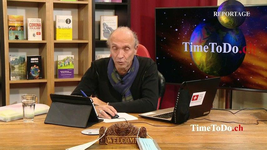 Die Maske... TTD-Sendung Reportage von und mit Norbert Brakenwagen